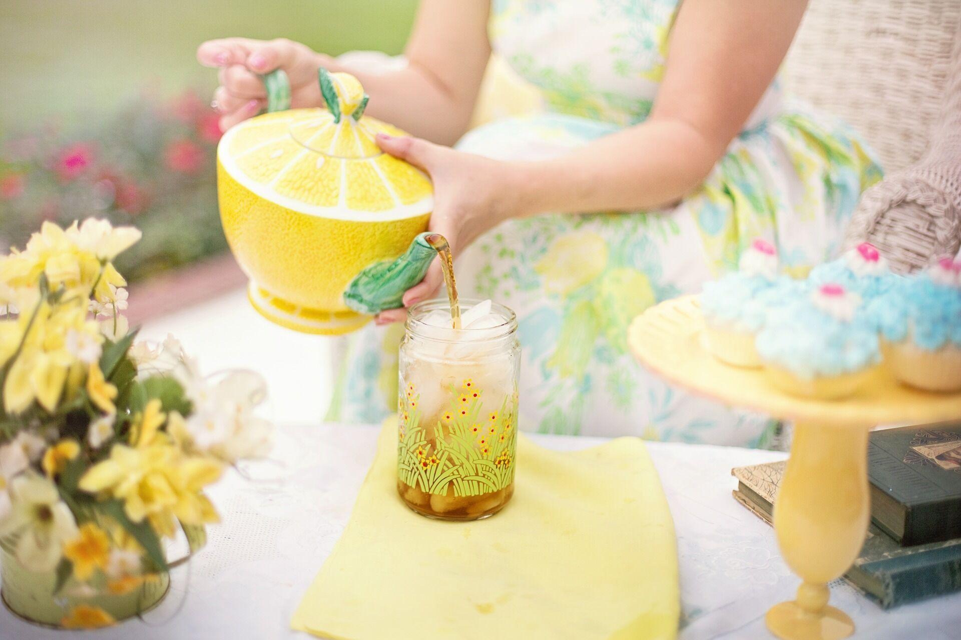 Гарячі напої можуть сприяти охолодженню організму