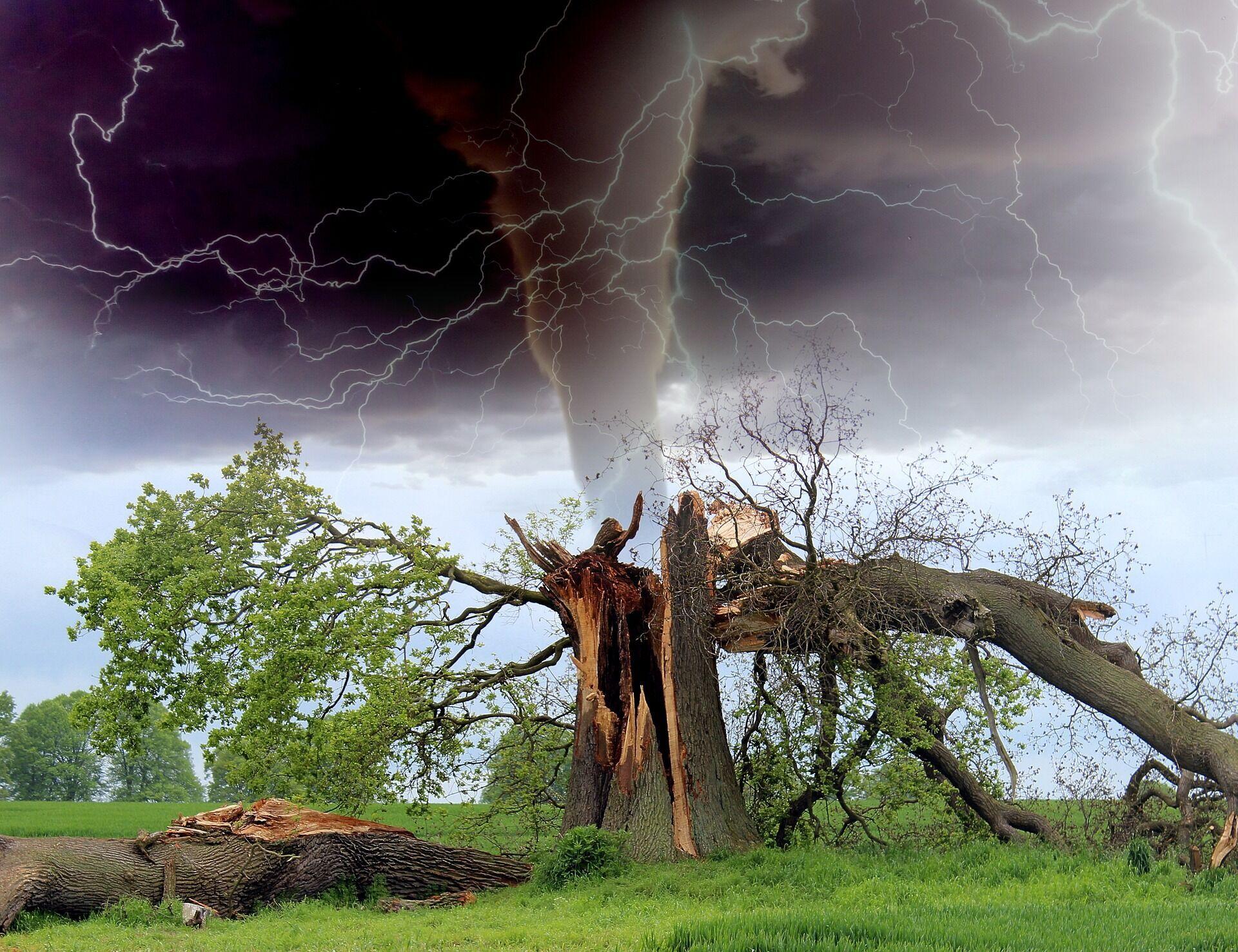 За старих часів люди боялися вітрів