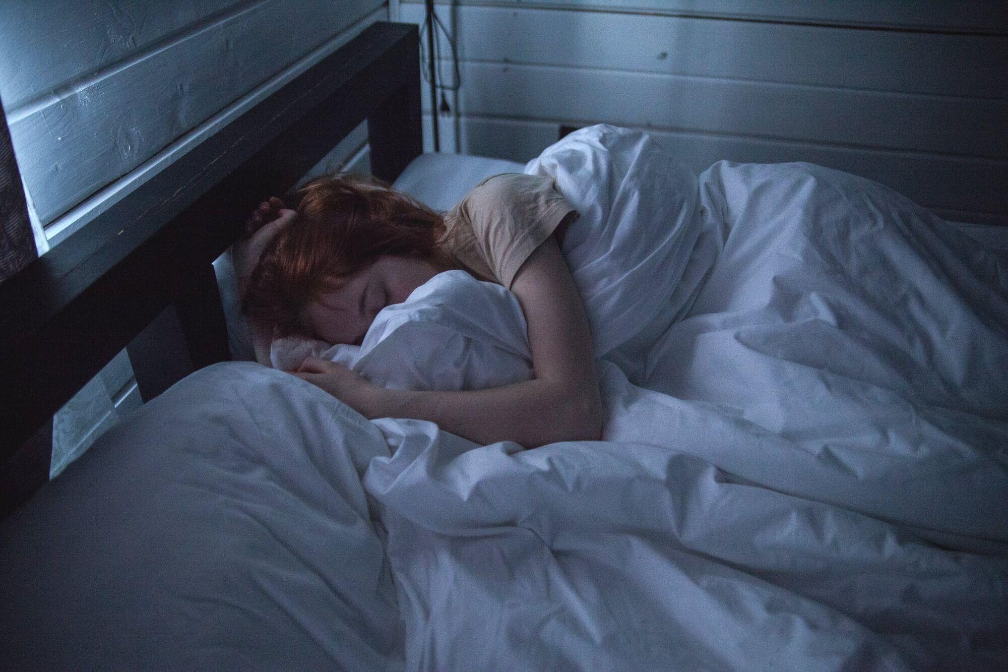 Многие люди жалуются на расстройство сна.
