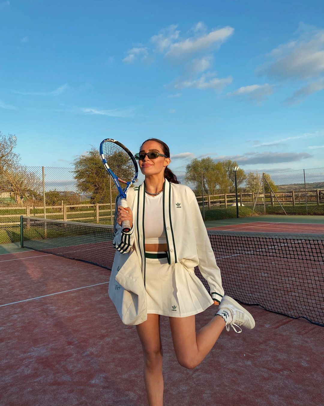 Теннисная юбка – хит лета 2021
