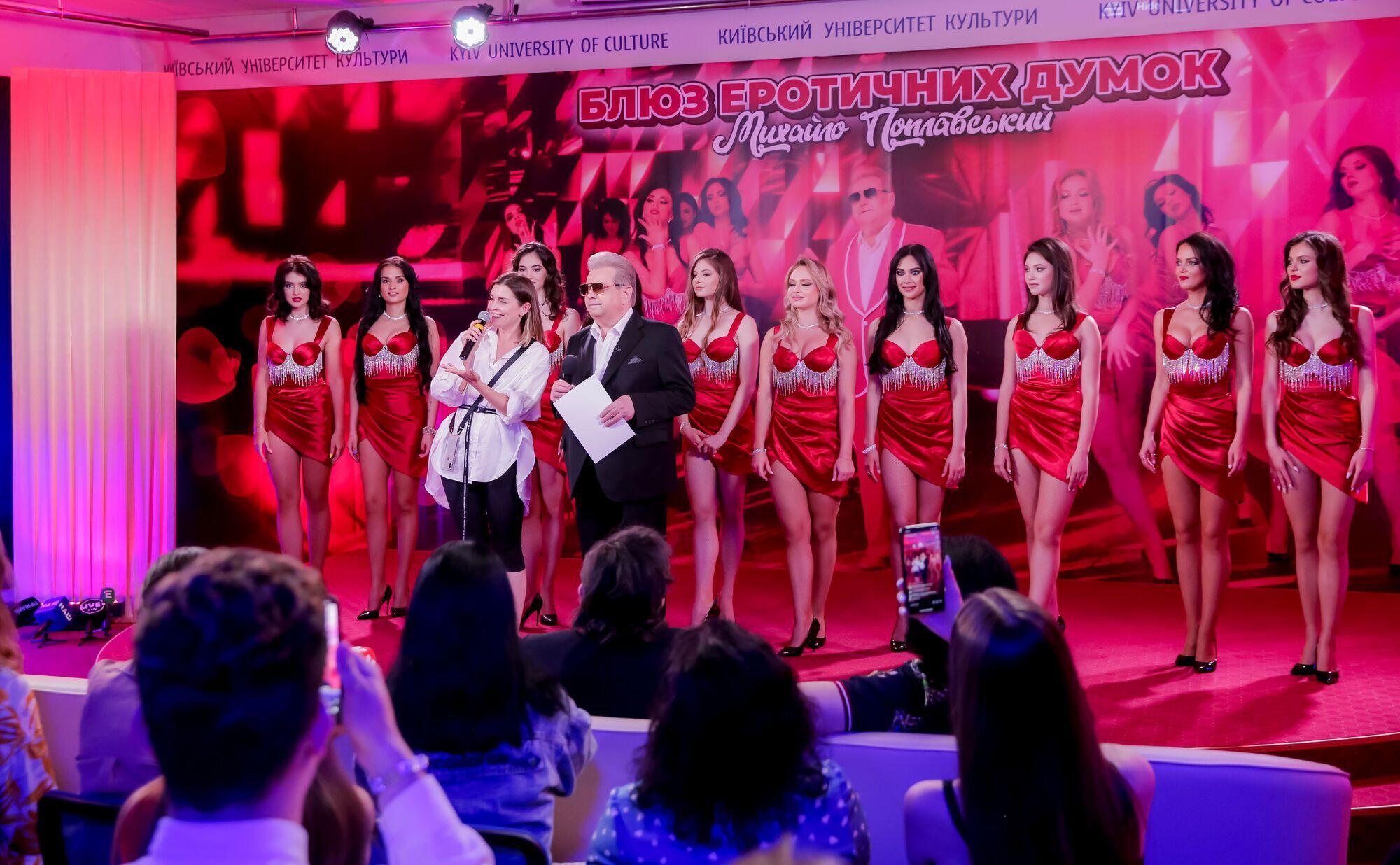 Михаил Поплавский выпустил соблазнительное видео на песню Ирины Билык