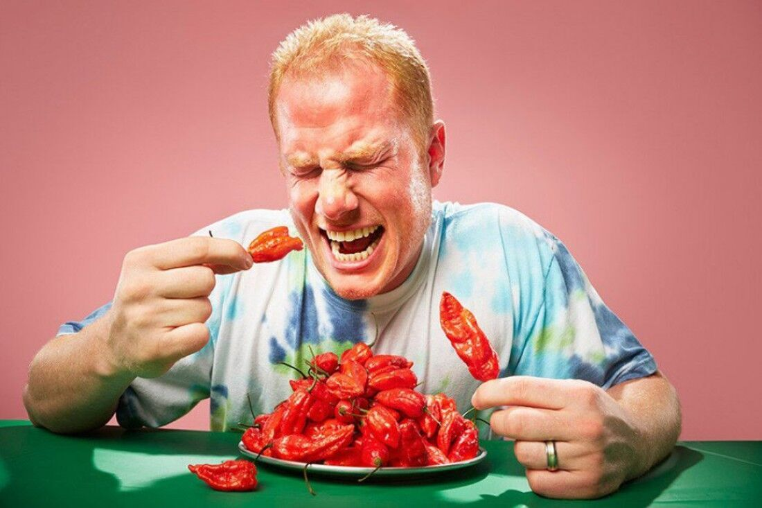 Не варто їсти гостру їжу на ніч