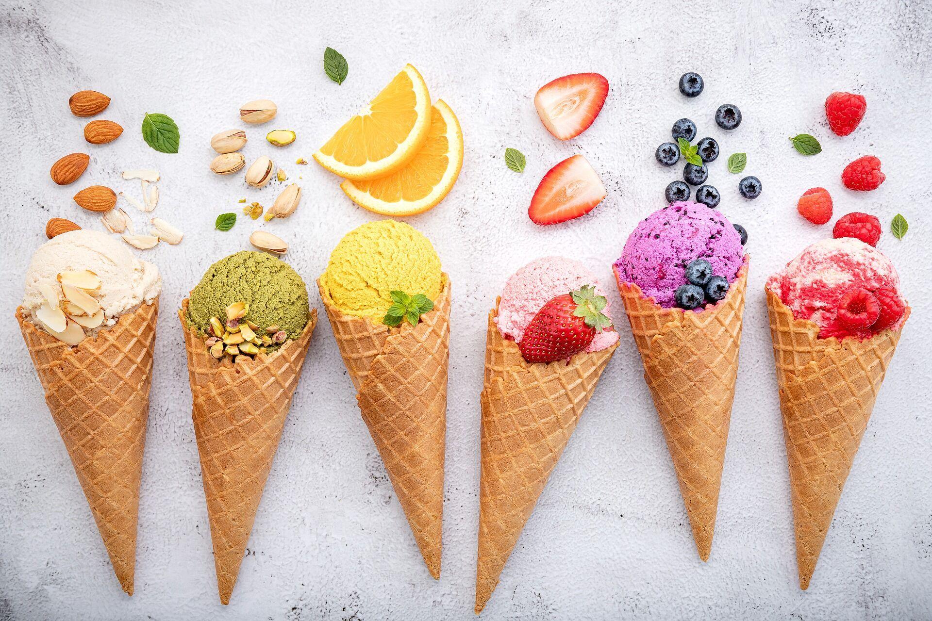 Вибирайте морозиво в брикеті