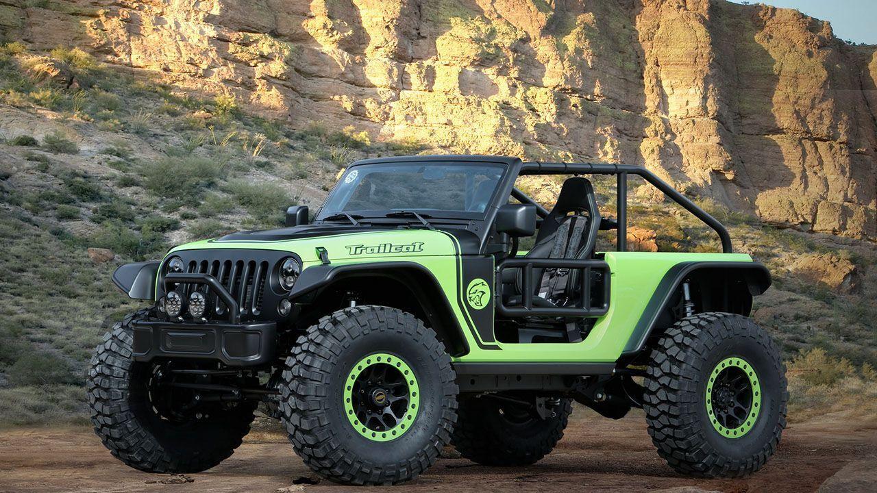 Jeep Trailcat був ідеальним для бездоріжжя і швидкісних трас