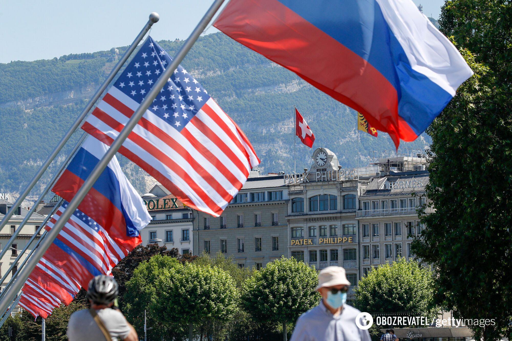 Байден і Путін зустрічатимуться на віллі La Grange у Женеві