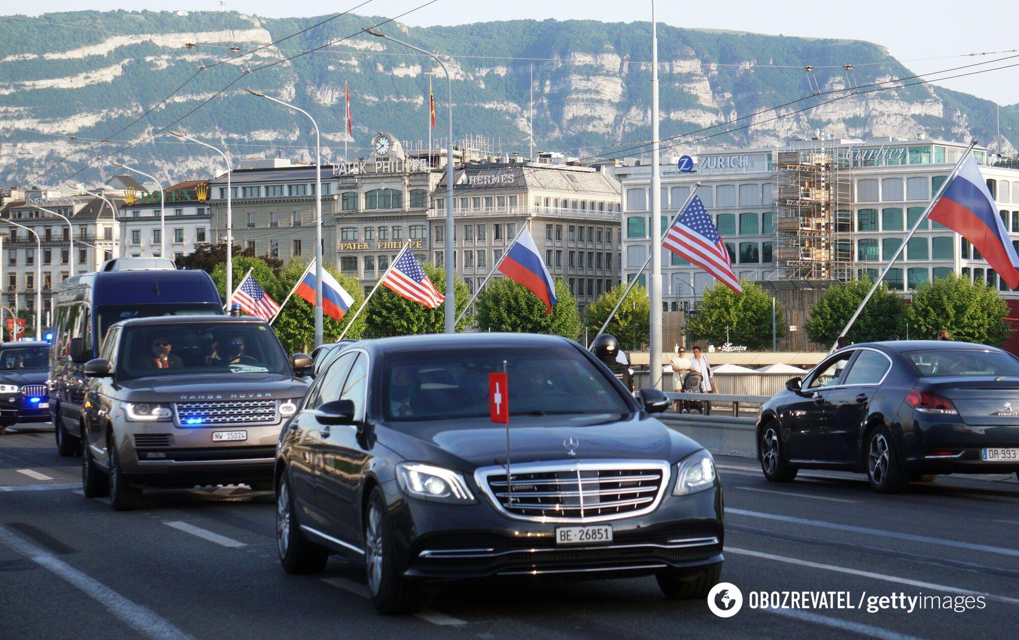У делегації США і РФ приблизно по 800 осіб із кожного боку