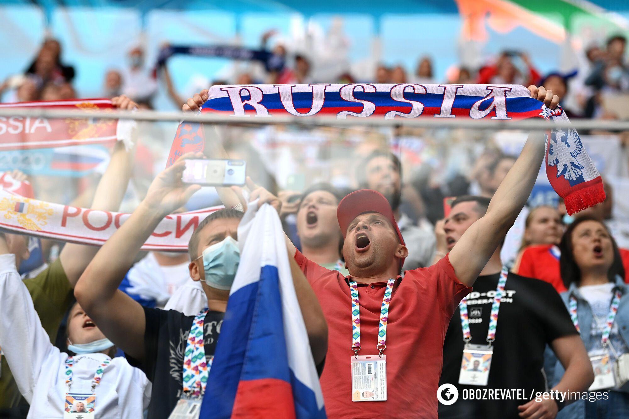 Российские болельщики давно не видели яркой игры своей сборной.
