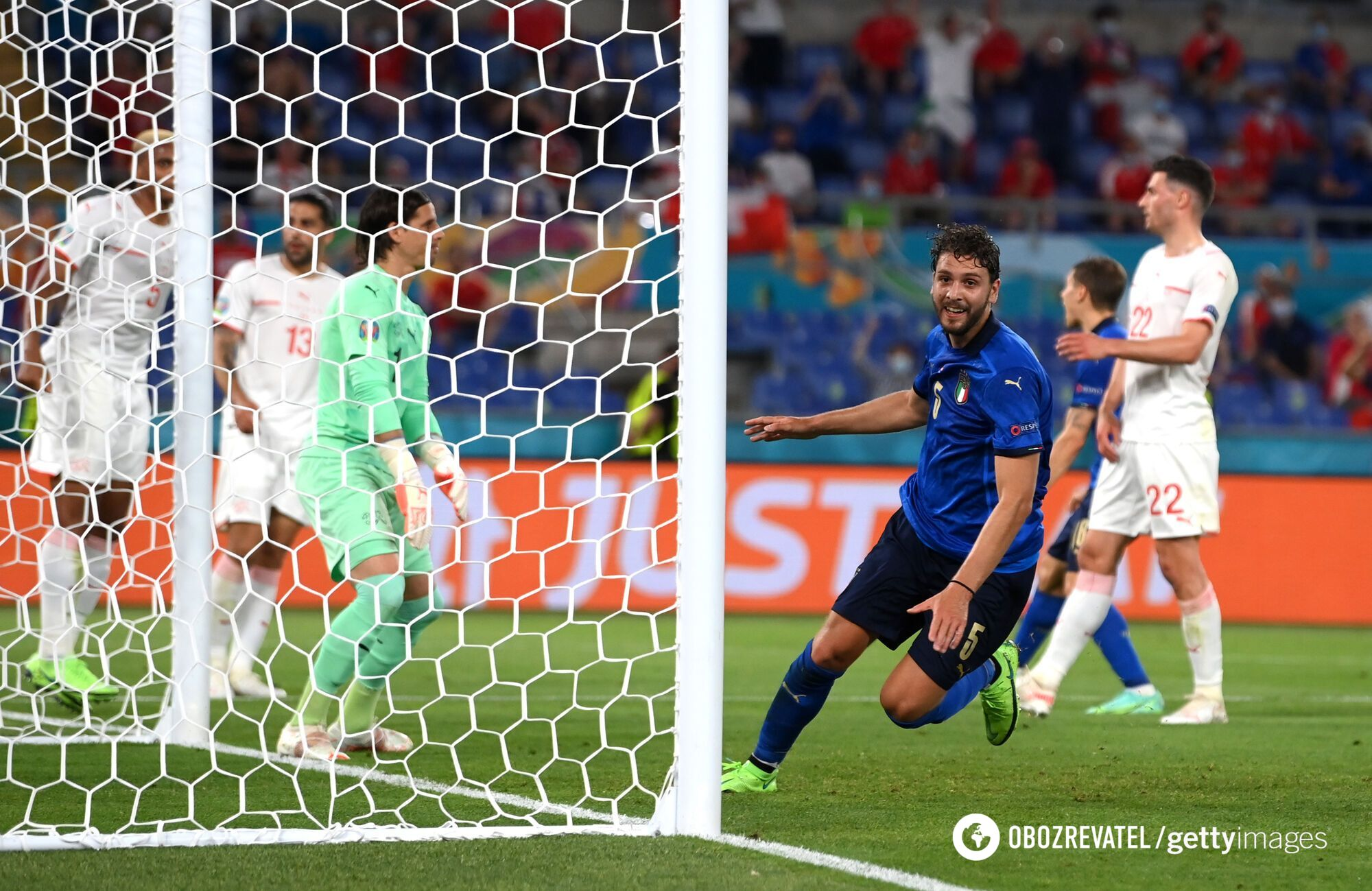 Локателли забил 1-й гол
