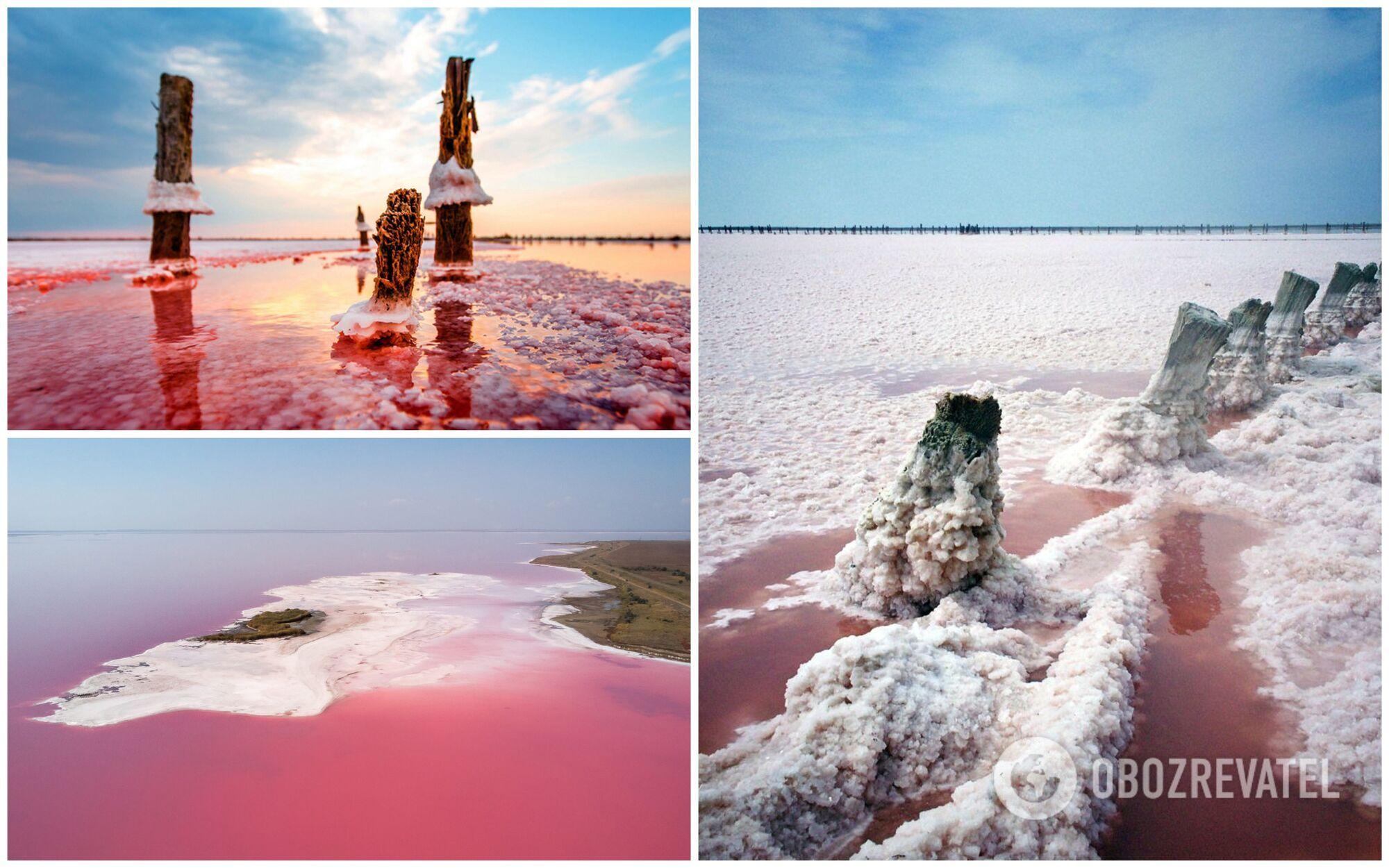 Озеро Сиваш за солоністю майже не поступається ізраїльському Мертвому морю