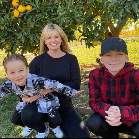 Как выглядит жена Грега и его сыновья