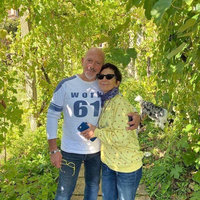 Лилия Чапкис живет в Италии