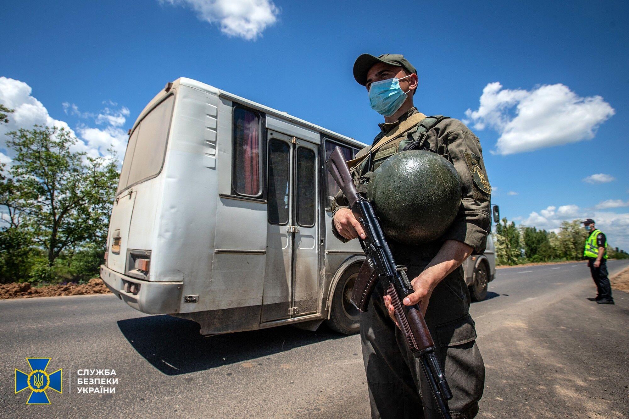 Масштабні антитерористичні навчання в Миколаївській області.