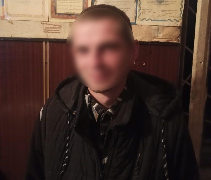 Мужчину задержали у него дома.