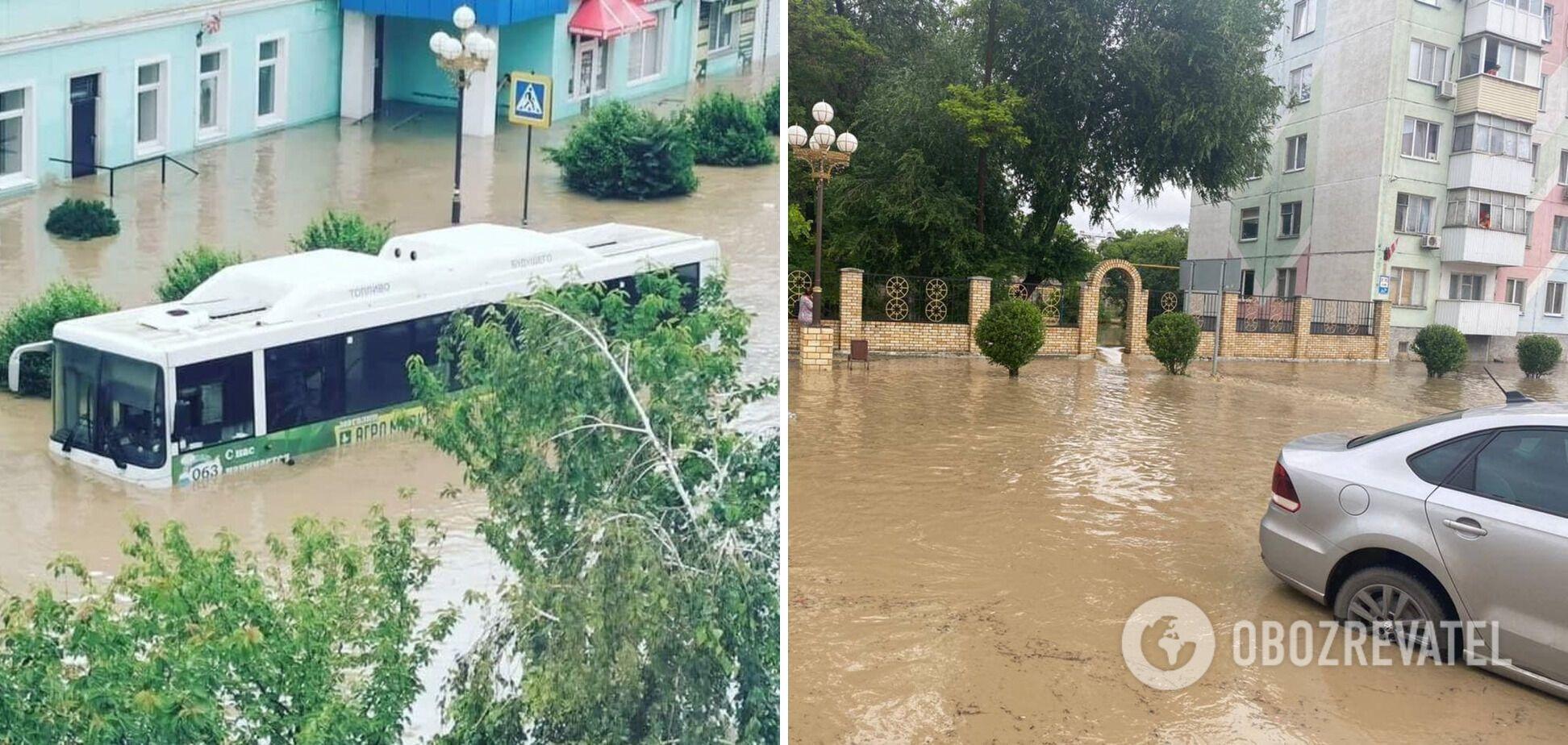Керч затопило після зливи
