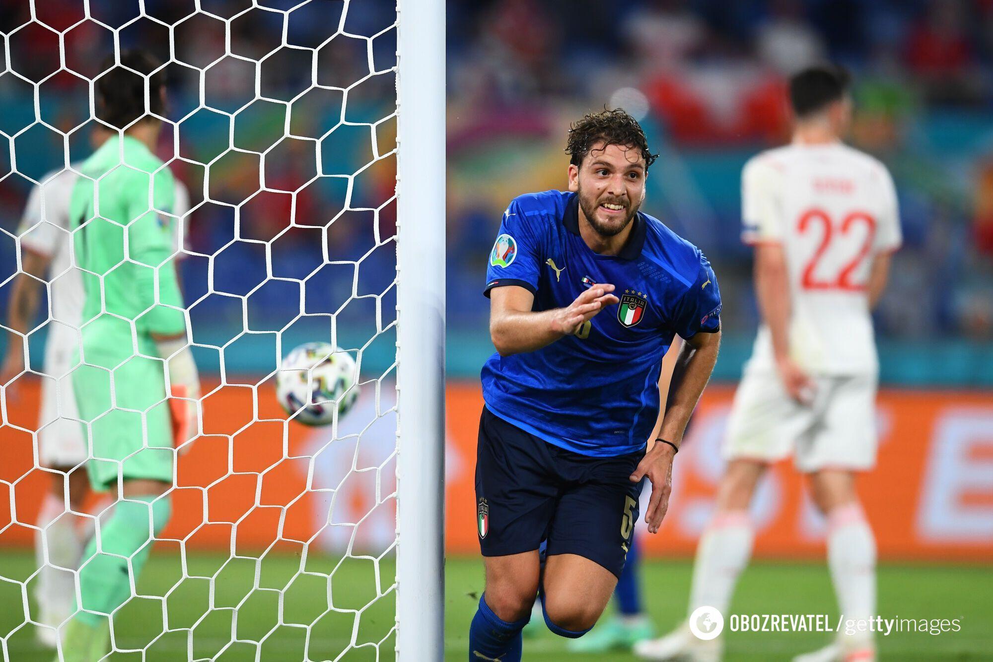 Італія не програє 30 матчів поспіль.
