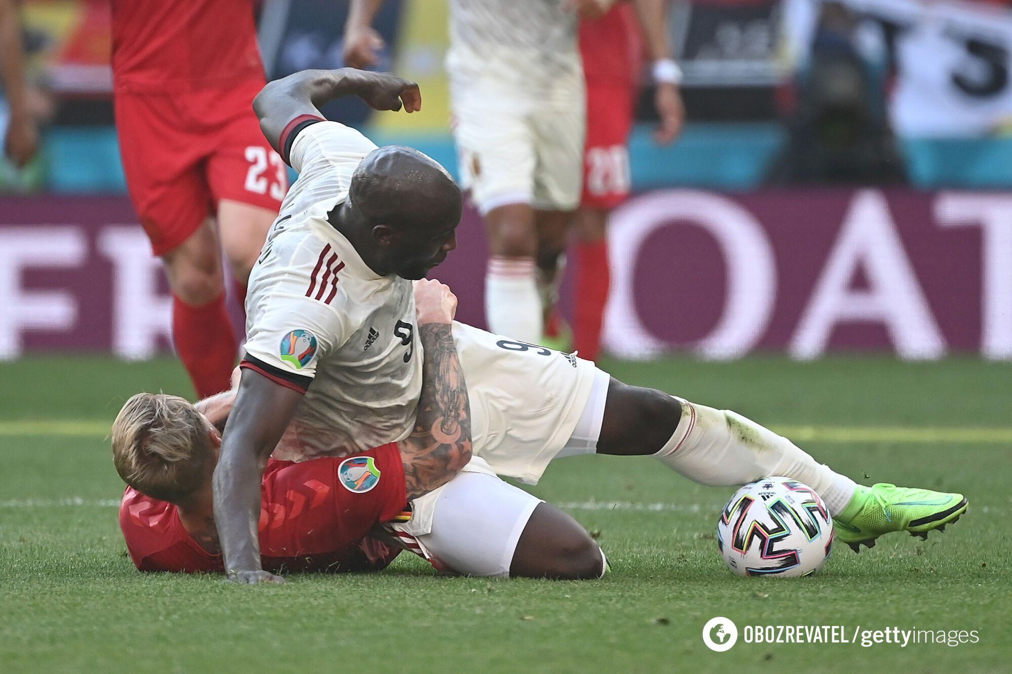 Бельгия добыла волевую победу