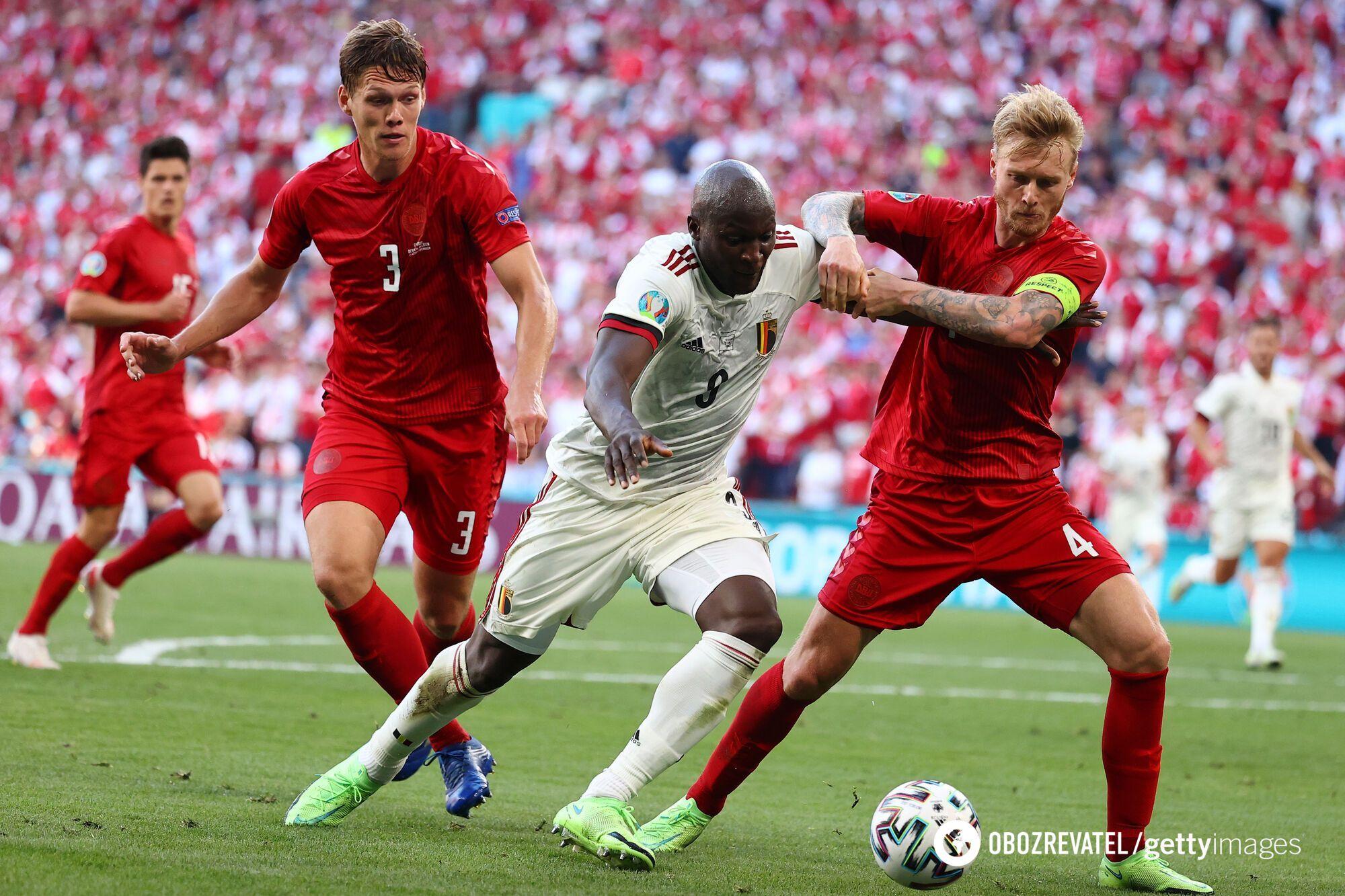 Бельгия добыла волевую победу на Евро-2020