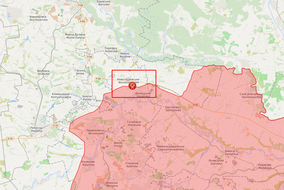 Военный был ранен возле Новотошковского.