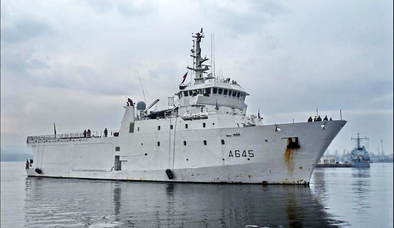корабль A645 Alize