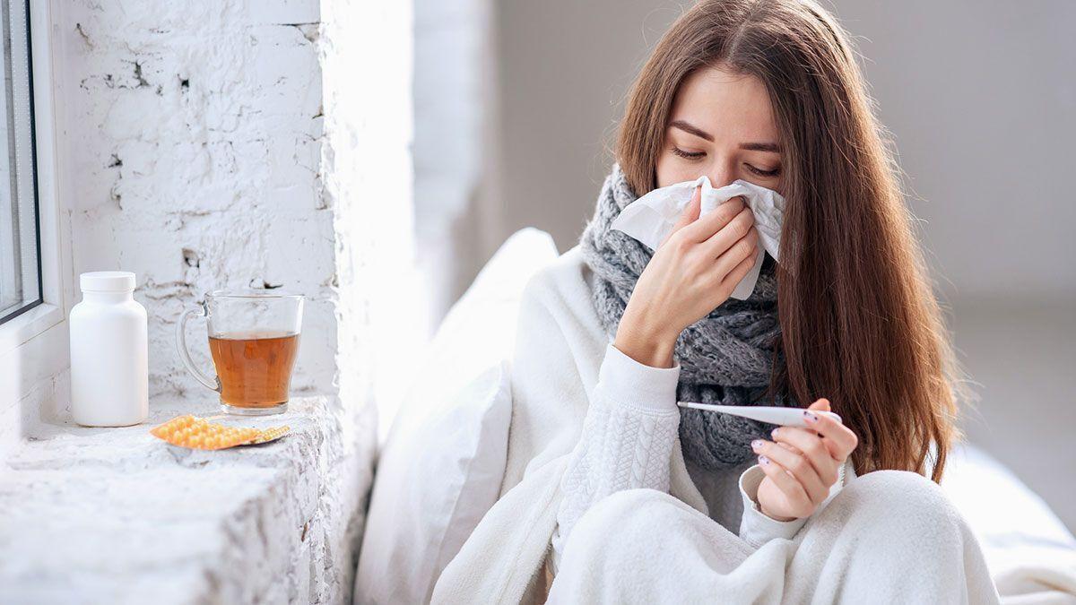 Простуда может защитить от коронавируса