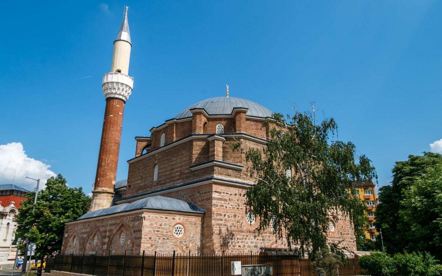 Мечеть Баня-Баши в Болгарии – одна из главных достопримечательностей страны