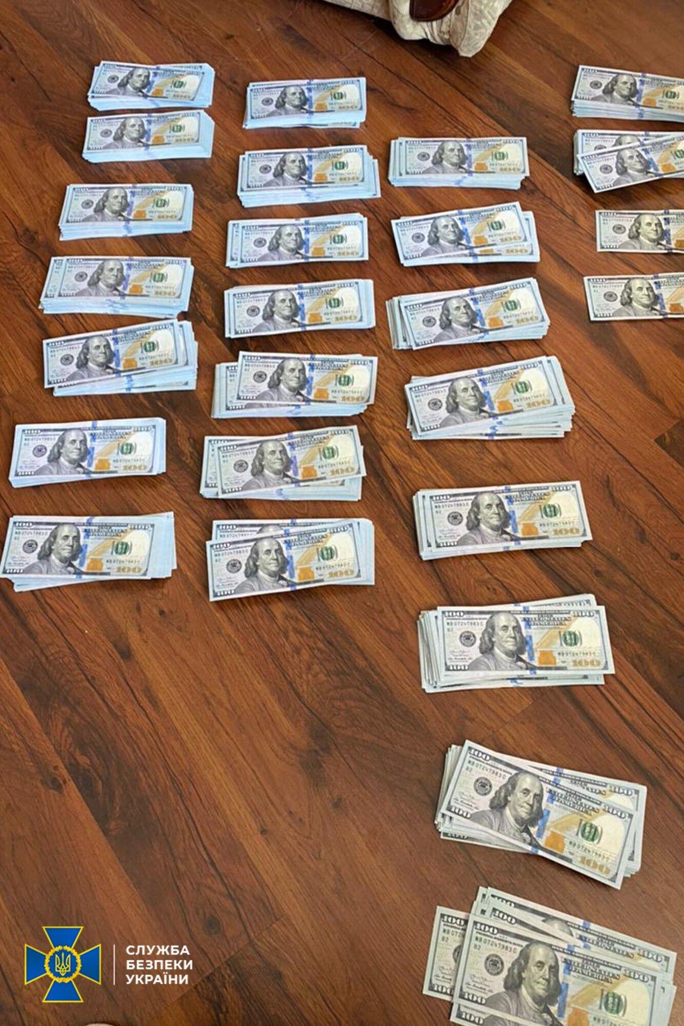 Часть денег, которые хотели получить злоумышленники