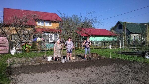 В СРСР дача була для роботи, а не для відпочинку