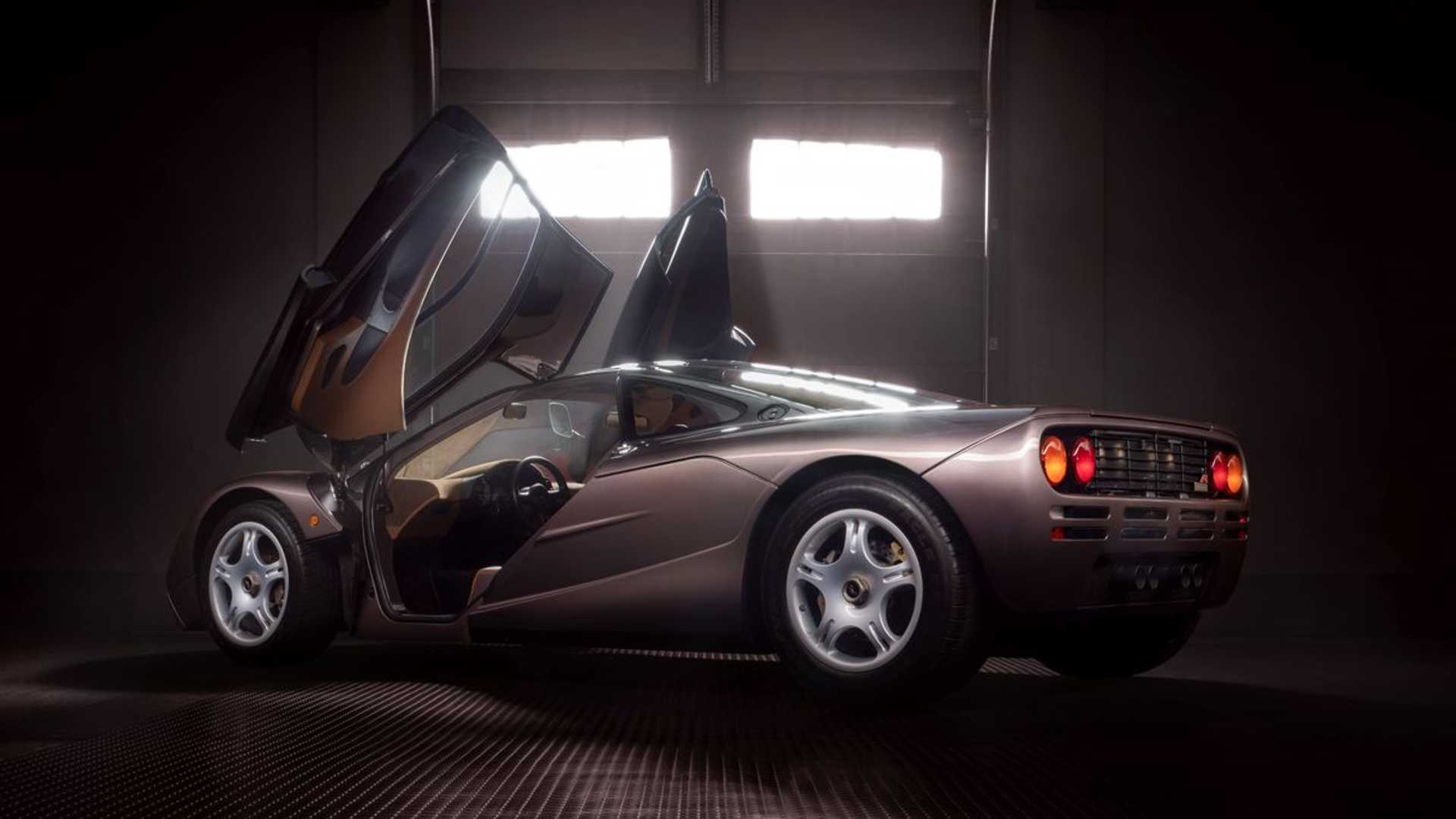 McLaren F1 за 15 миллионов долларов