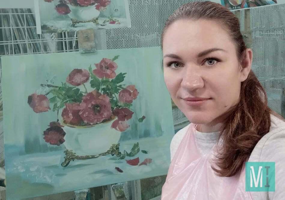 Боевики задержали в Донецке беременную Оксану Паршину