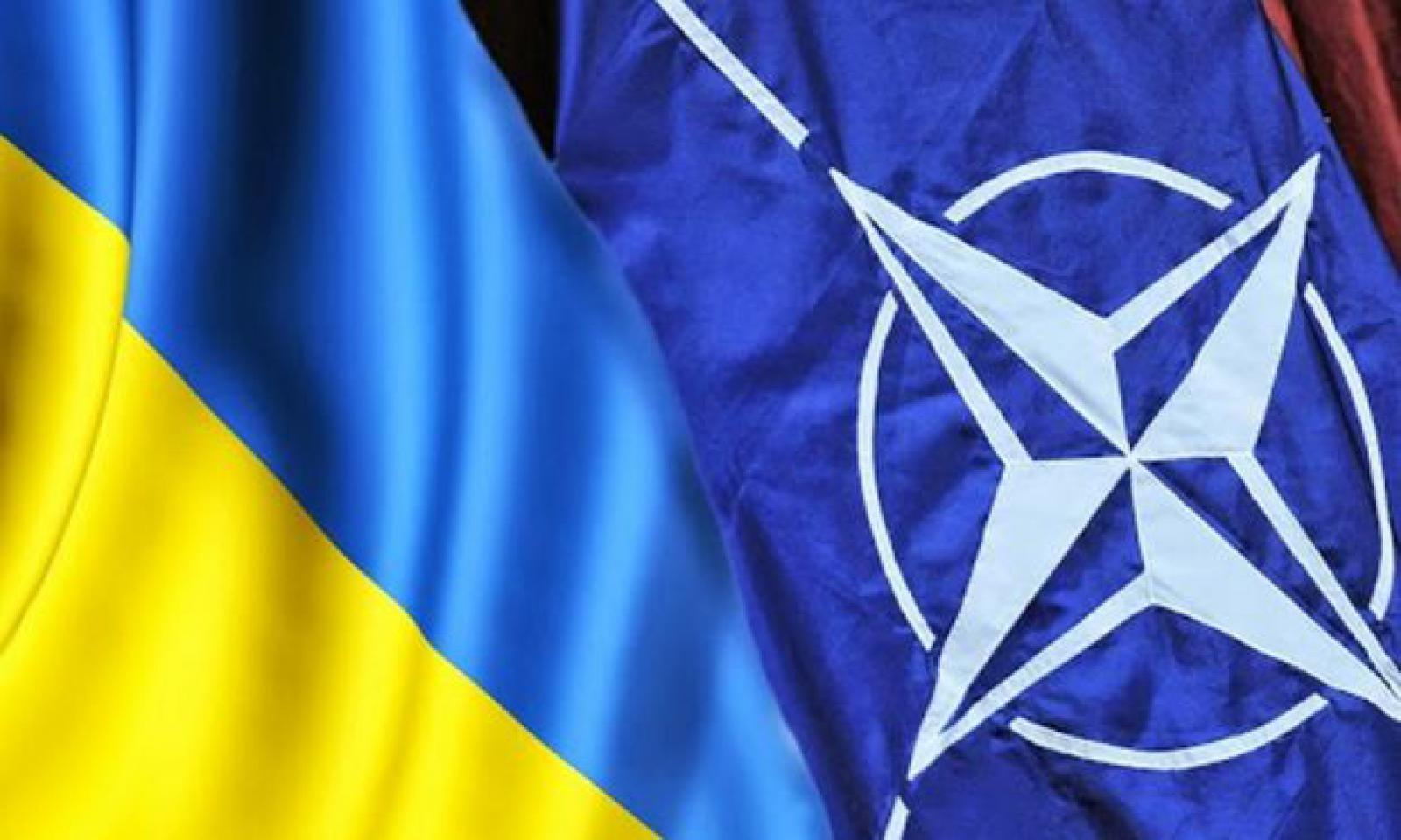 Прагнення України в НАТО