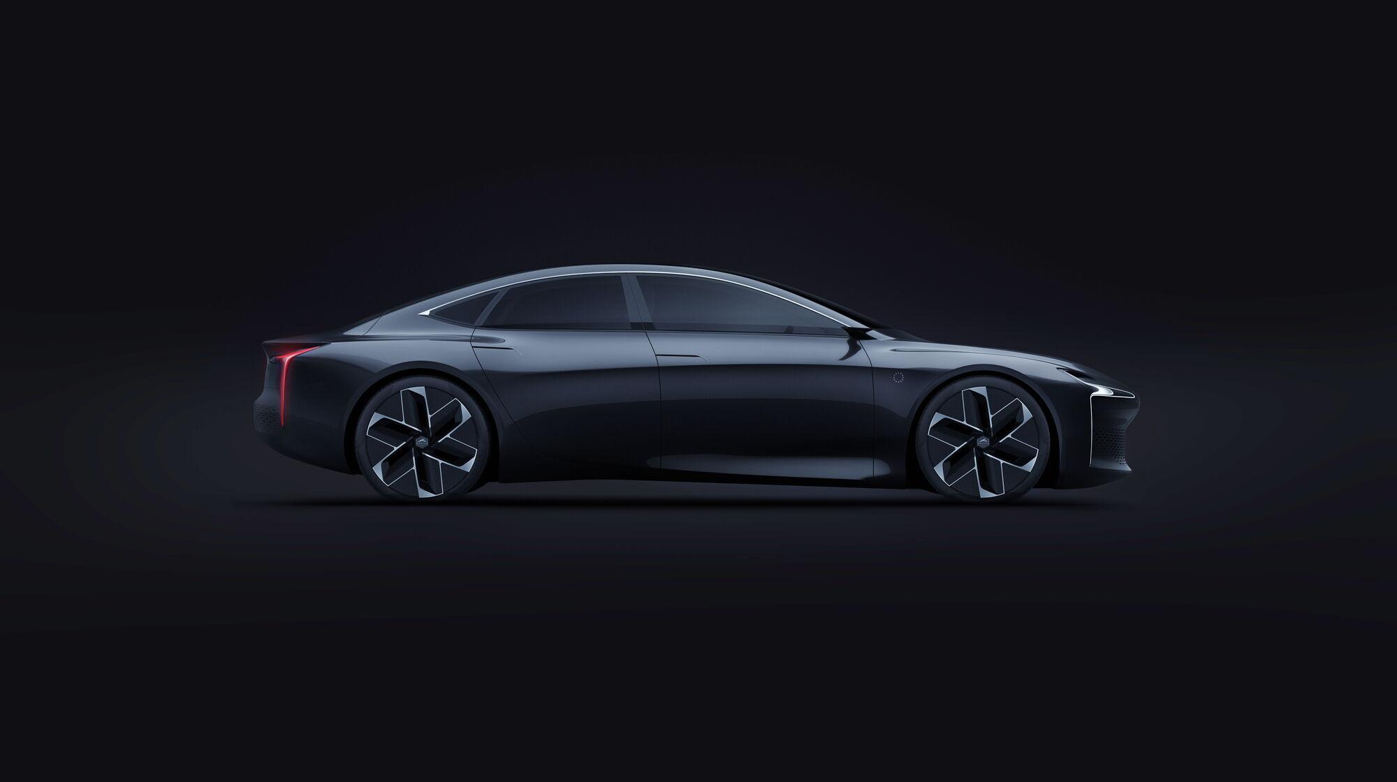 Автомобиль на водородных топливных элементах получит 500-сильный тяговый электромотор
