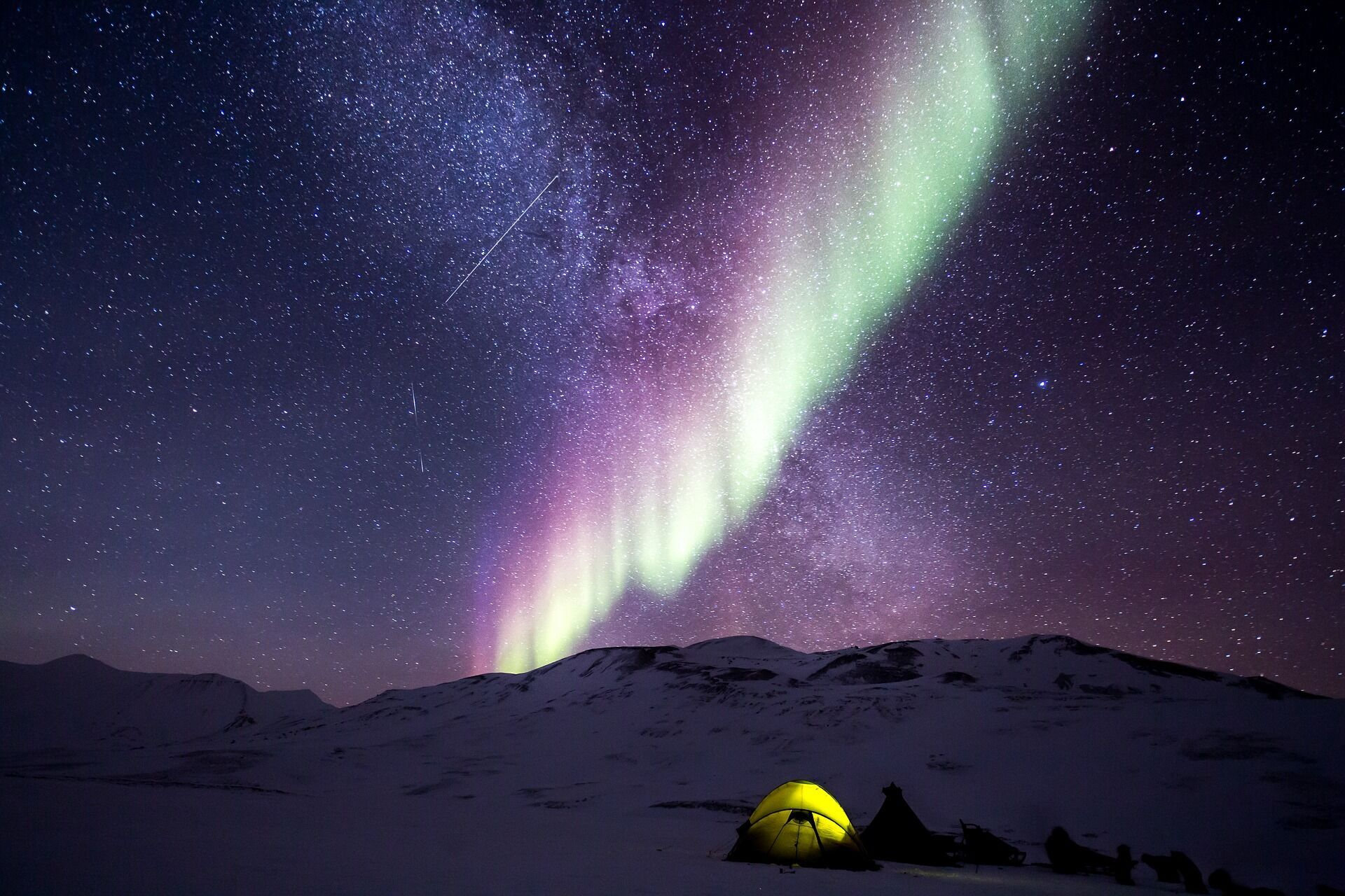 Первый правильный ответ – Северный полюс