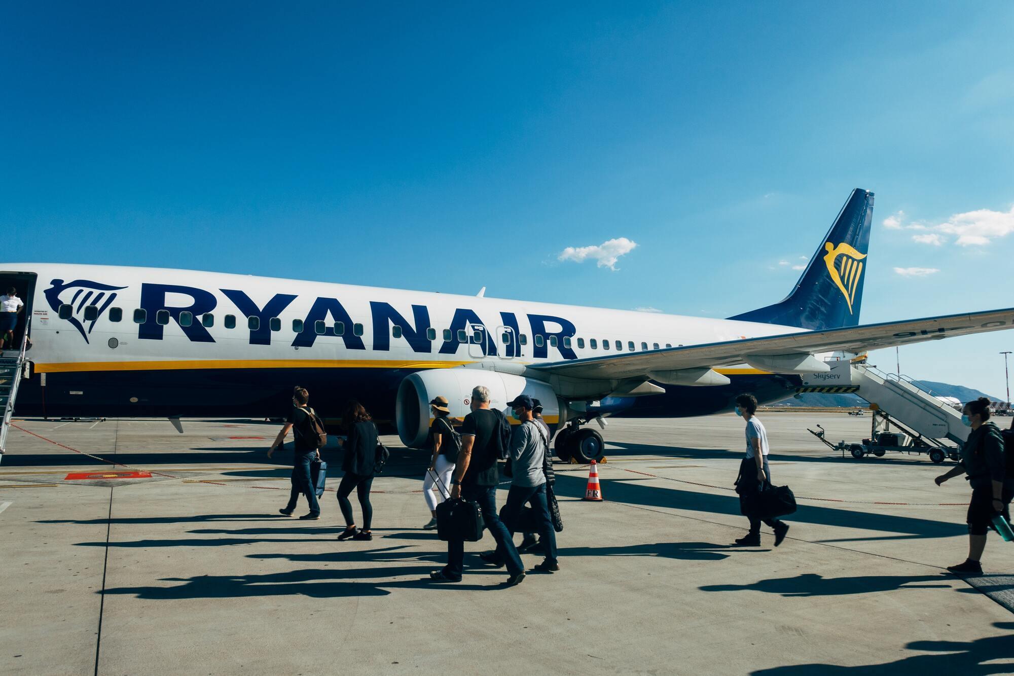 Вартість Priority Boarding у авіаперевізника Ryanair становить 6-14 євро