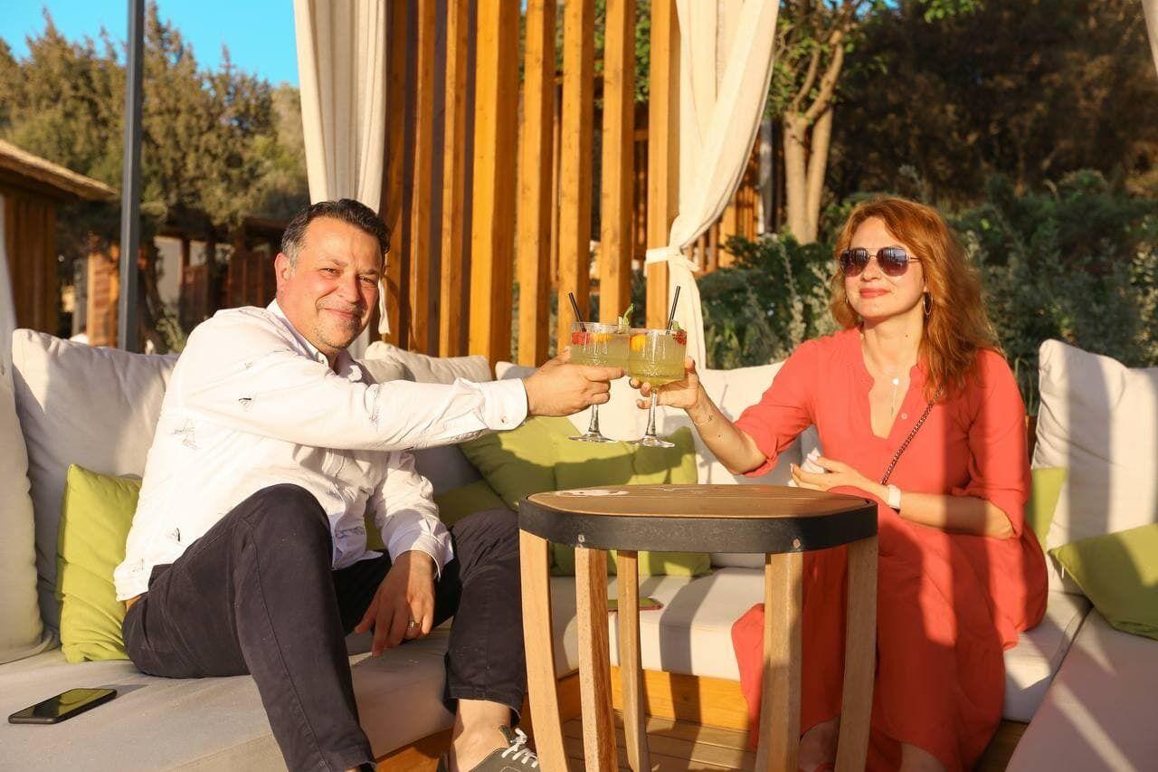 Интервью OBOZREVATEL с господином Али Муратом Жокменом, генеральным менеджером отеля Rixos Premium Bodrum.