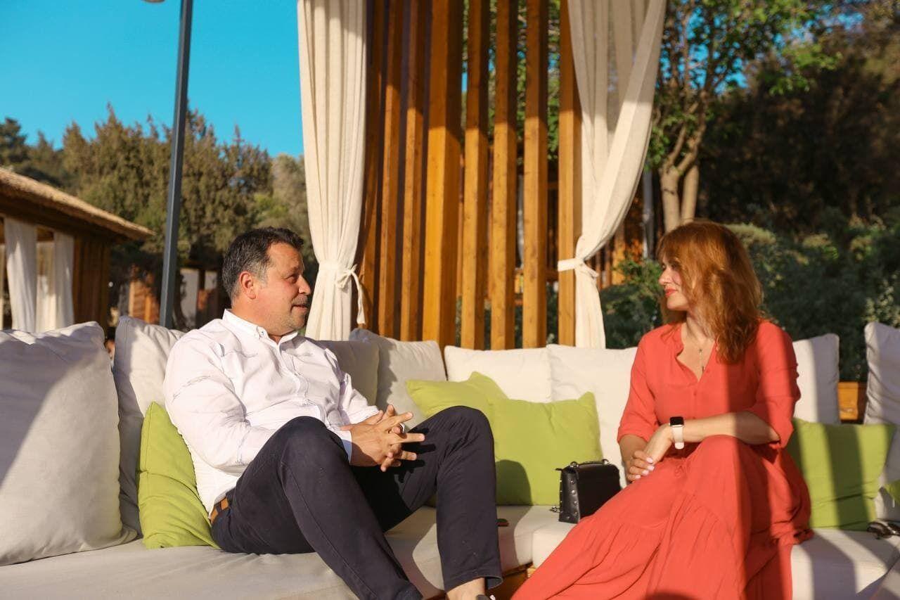 Интервью с господином Али Муратом Жокменом, генеральным менеджером отеля Rixos Premium Bodrum.