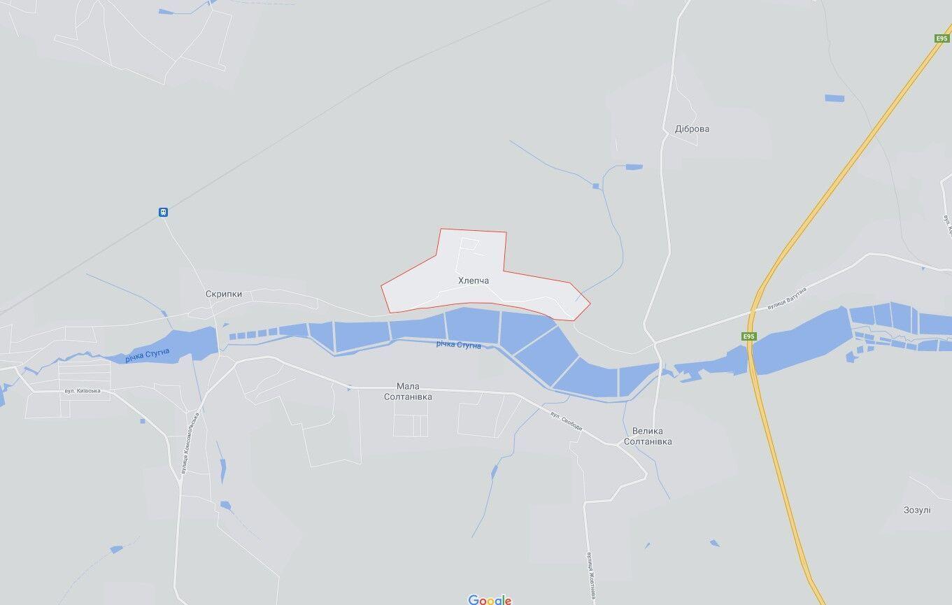 Інцидент стався на Київщині.
