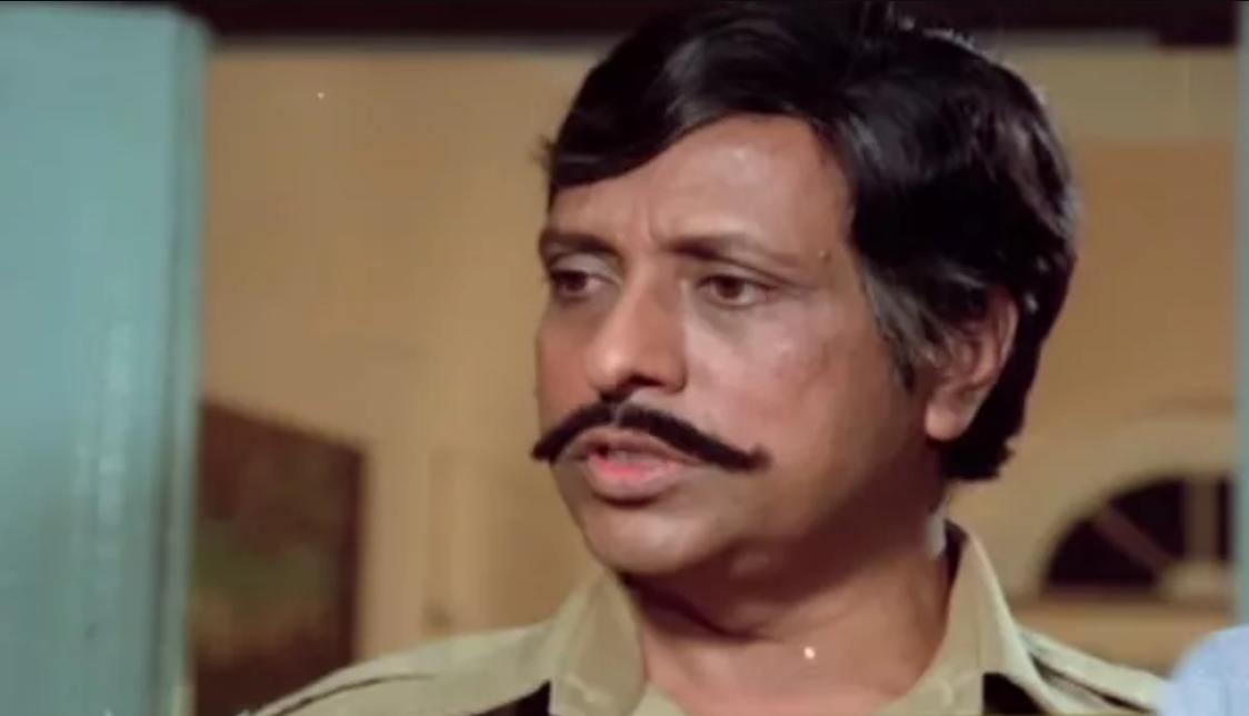 Чандрашекхар Вайдья в молодости