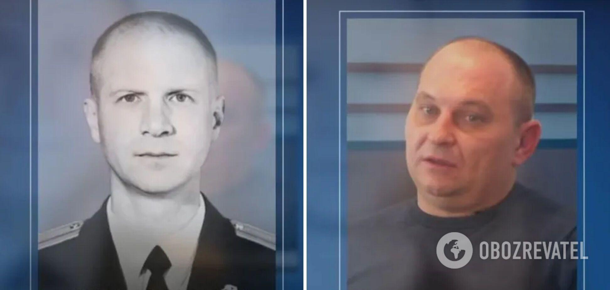 Олег Пулатов і Леонід Харченко