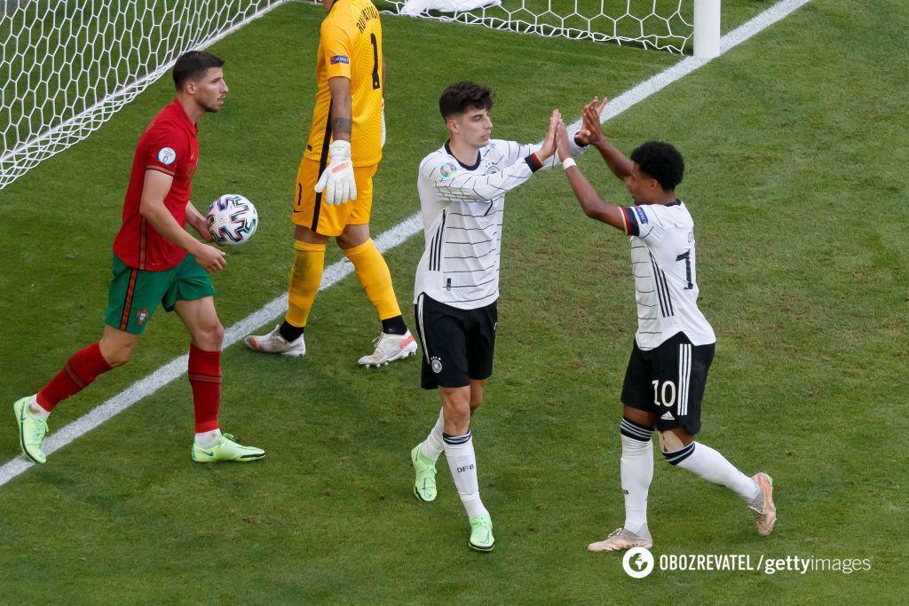 Хаверц забив свій перший гол на Євро-2020