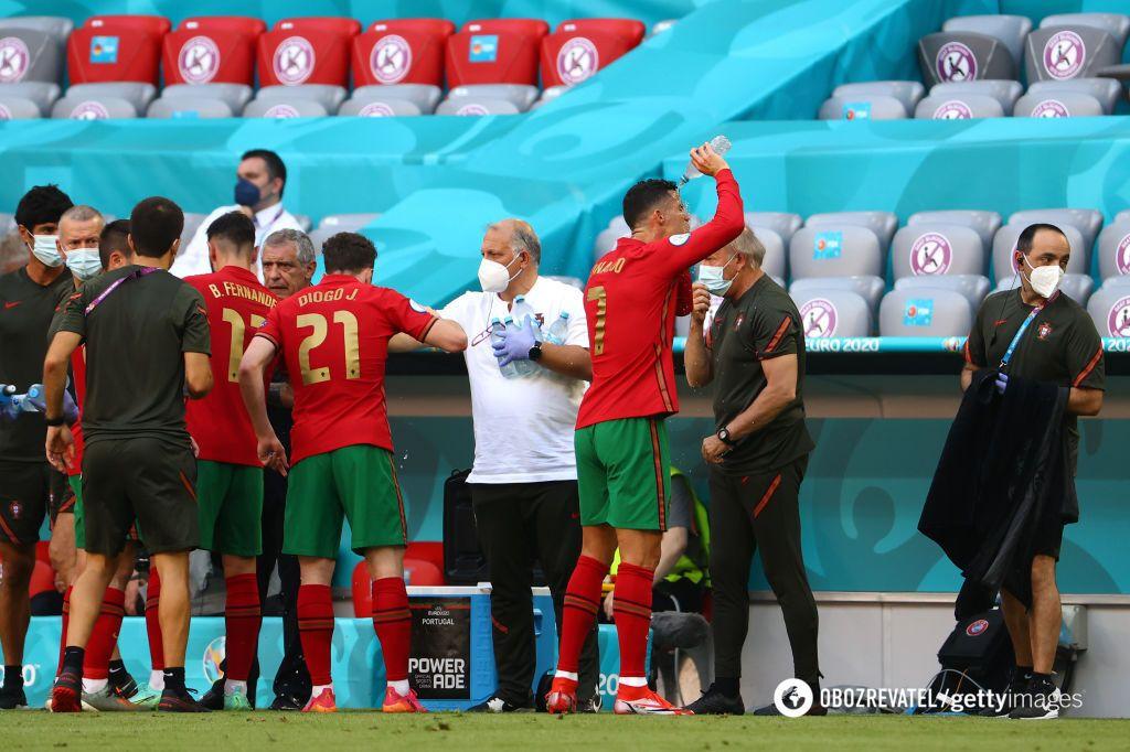 Португальці не перестають дивувати