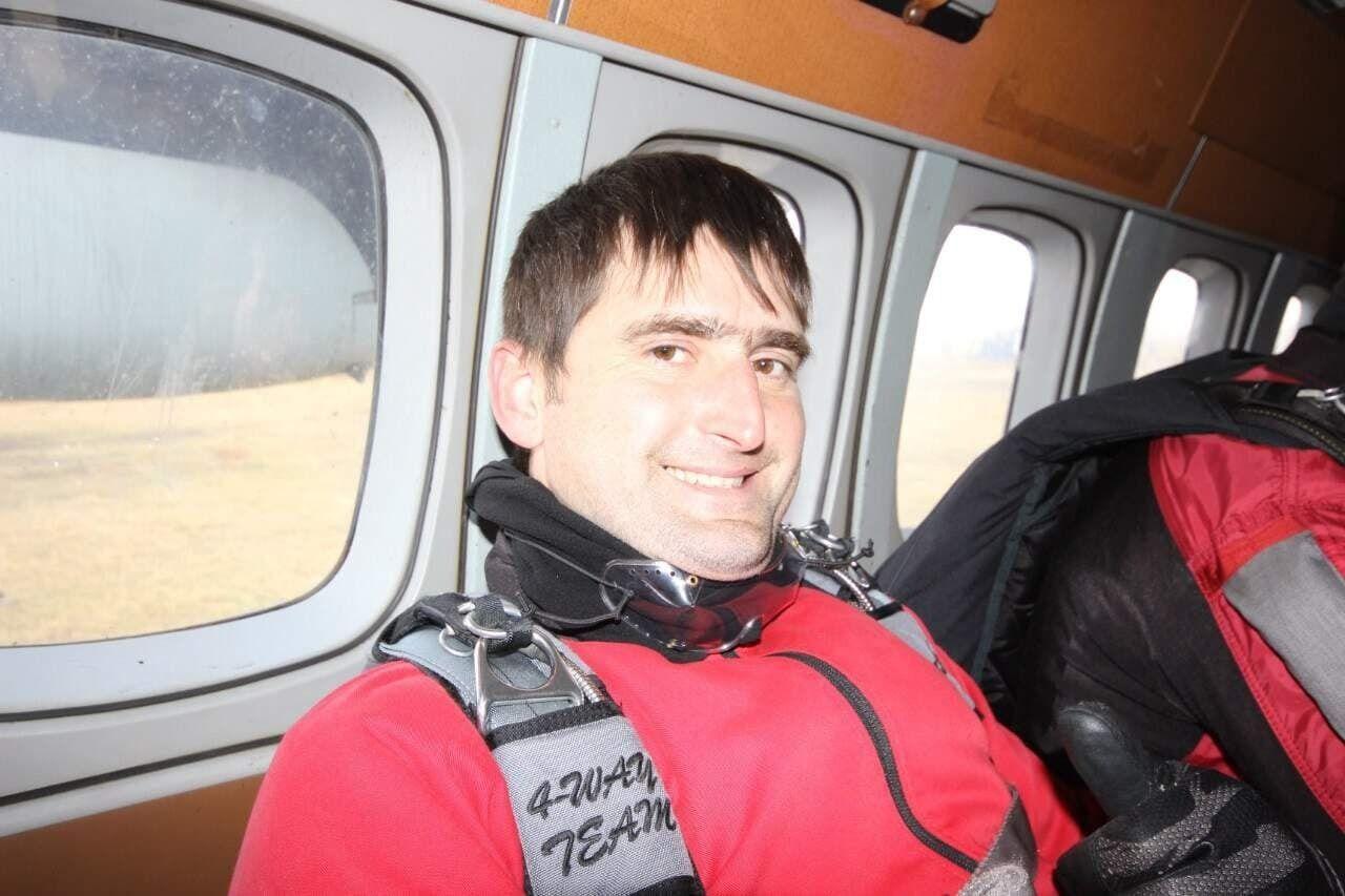 В'ячеслав Новгородцев.