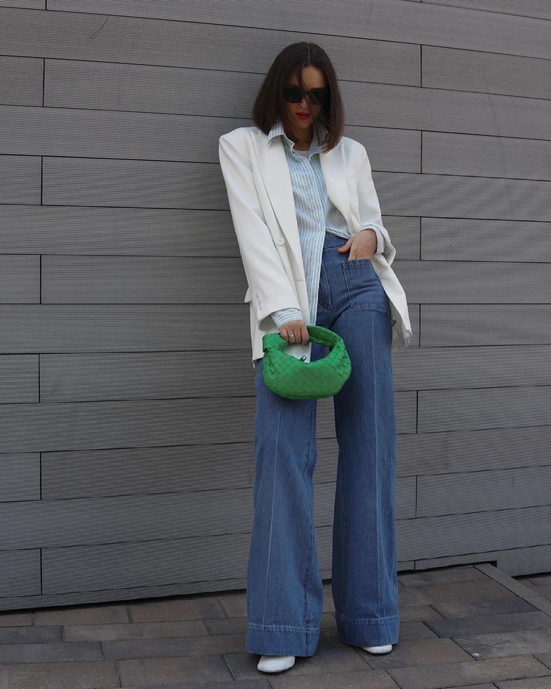 Трендовые джинсы этим летом можно подобрать на любой вкус и фигуру