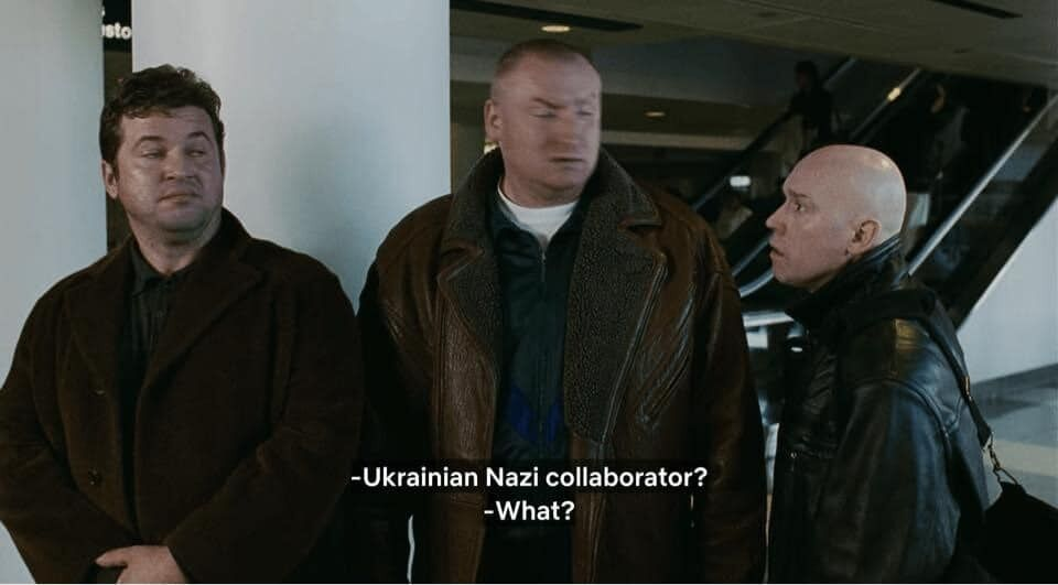 "Netflix перевел слово ""бандеровец"" как ""Ukrainian Nazi collaborator"""