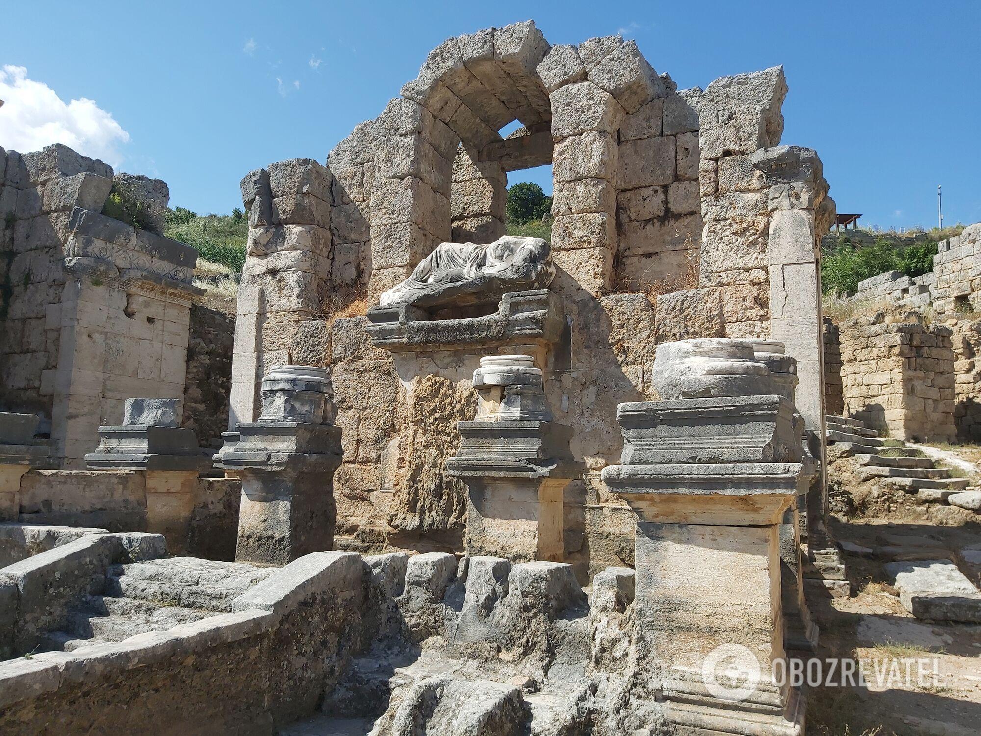 храма в Перга