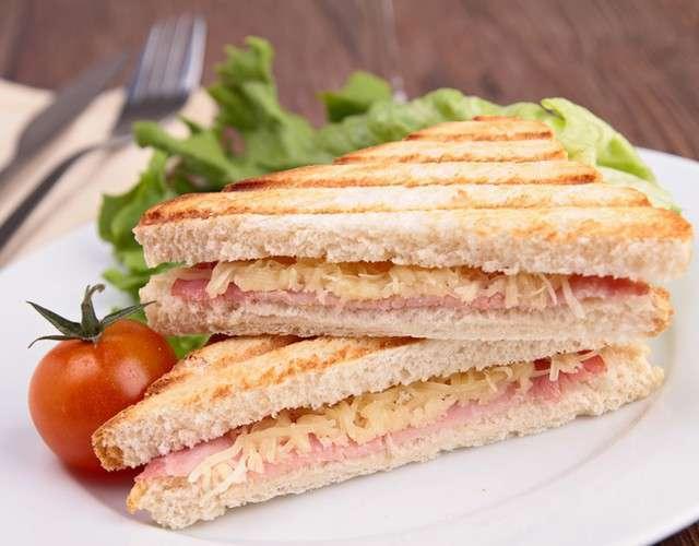 Як швидко приготувати бутерброди