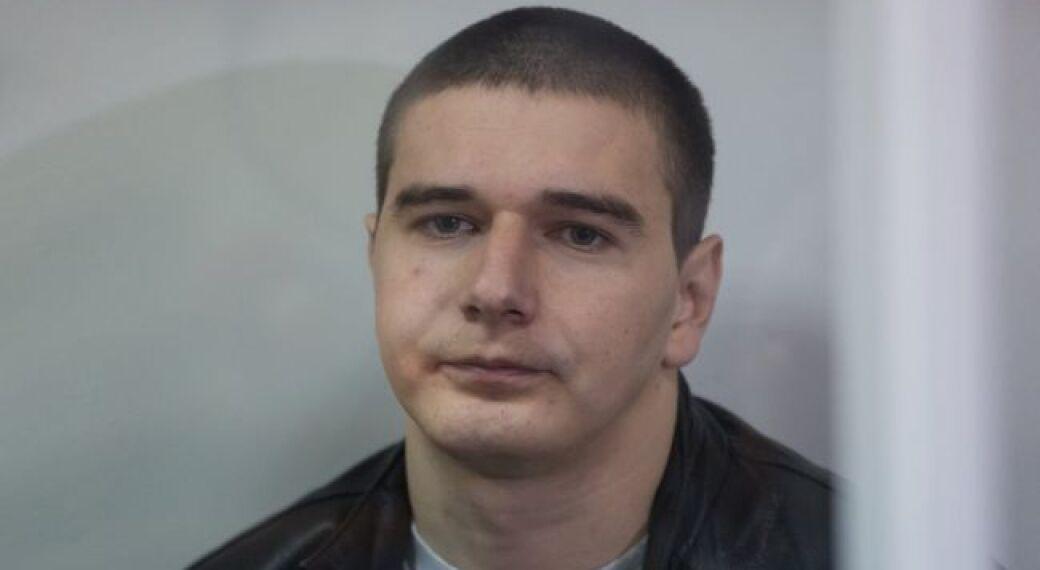 Бывший Беркута Сергей Зинченко
