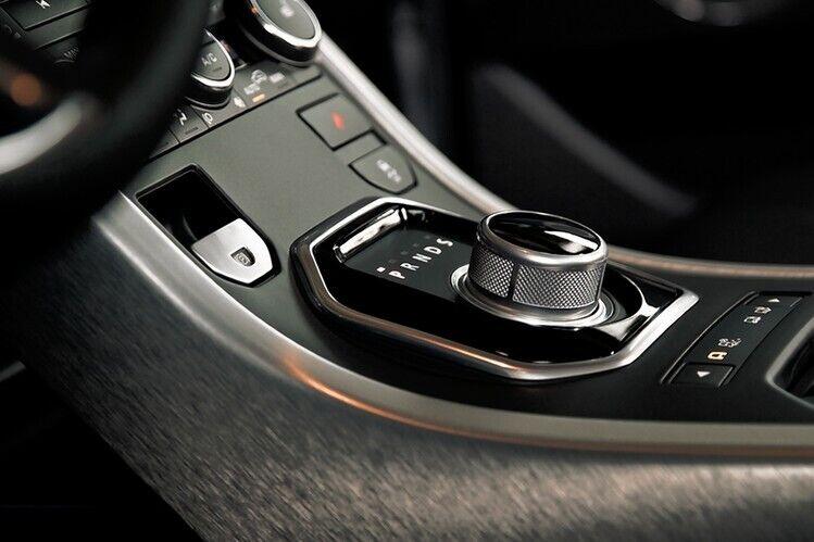Незвичний перемикач передач у Jaguar