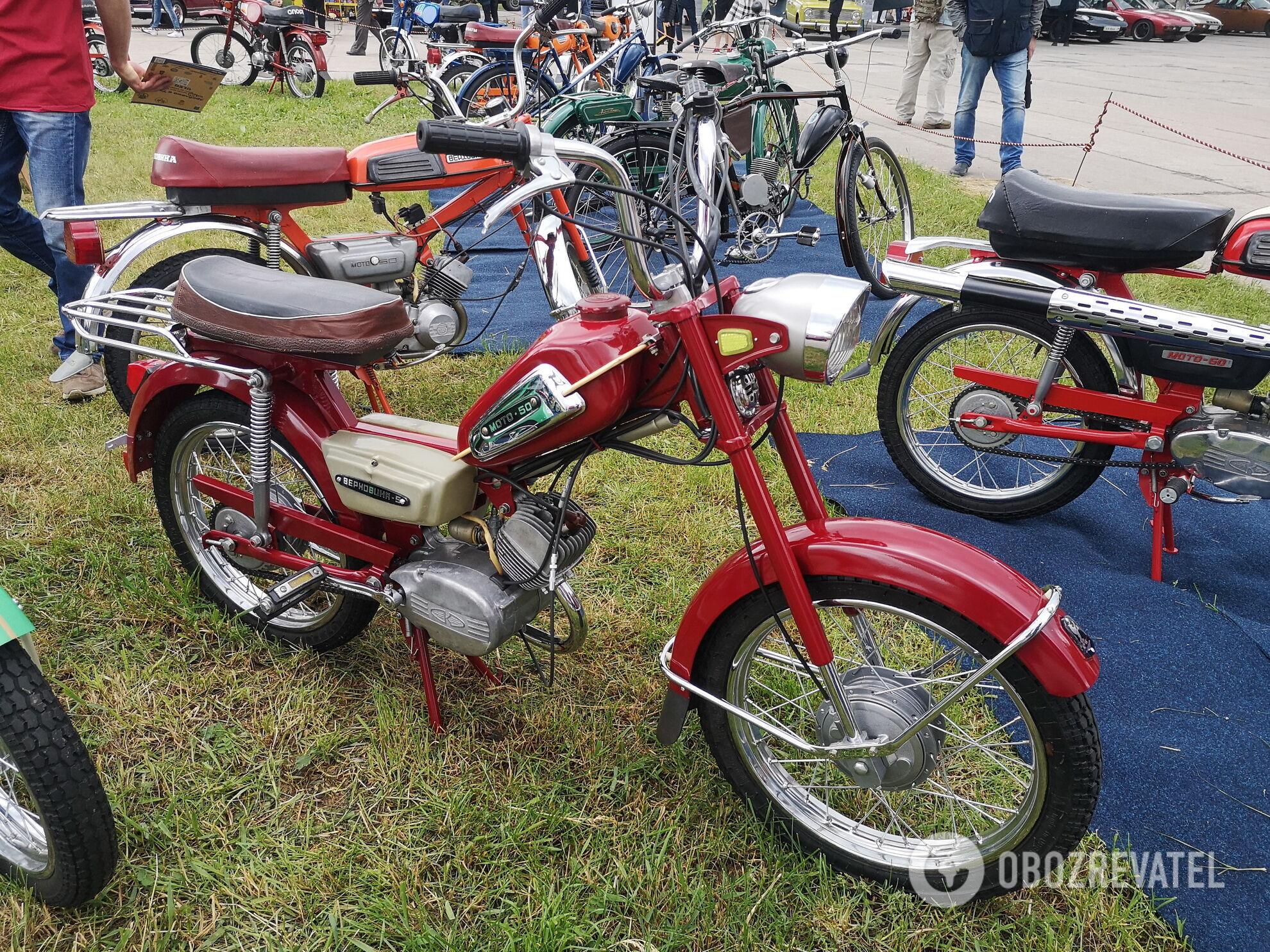 """Редкая переходная модель ЛМЗ-2.153 """"Верховина"""" 1975 года"""