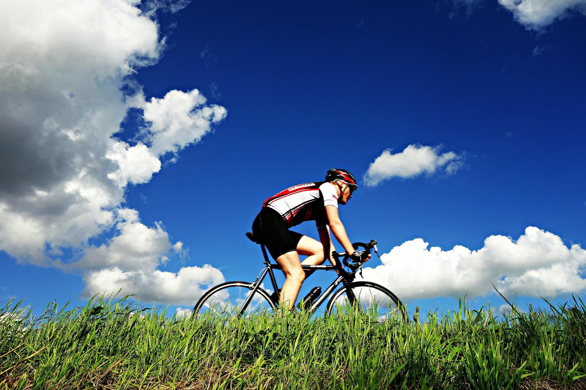 Всемирный день велосипеда отмечается 3 июня
