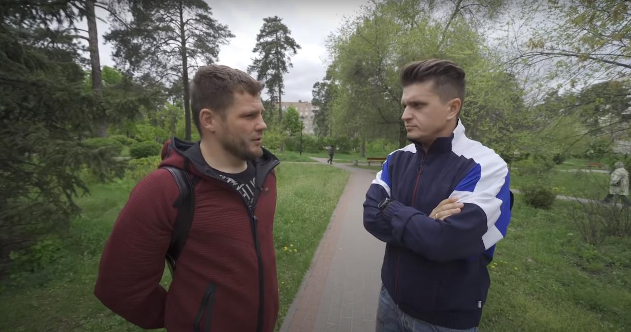 Денис Беринчик и Анатолий Анатольевич